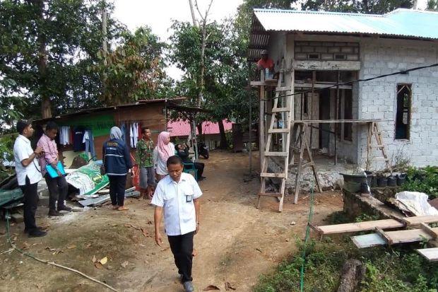 Kementerian PUPR Salurkan Bantuan Rumah Bagi Korban Gempa Ambon.