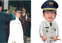 Bupati Indramayu Supendi Kena OTT KPK.