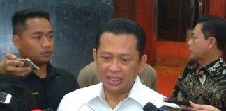 Ketua Majelis Permusyawaratan Rakyat (MPR) Bambang Soesatyo.