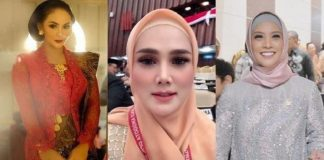 Krisdayanti, Mulan Jameela, Rachel Maryam.