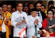 Sederet Tamu Istimewa Jadi Saksi Pelantikan Jokowi-Amin.