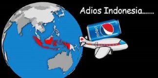 Minuman berkarbonasi asal Amerika Serikat (AS), Pepsi dikabarkan tidak lagi dijual di Indonesia mulai 10 Oktober 2019.