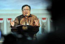 Menteri Perencanaan Pembangunan Nasional/Kepala Bappenas Bambang P. S. Brodjonegoro.