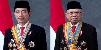 Berikut Ini Gaji yang Akan Diterima Jokowi-Maruf Amin.