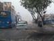 Pekanbaru Kebanjiran Pasca Diselimuti Kabut Asap.