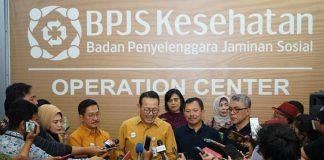 Menteri KesehatanTerawan menyatakan akan menyerahkan gaji pertama dan tunjangan kinerjanya kepada BPJS Kesehatan.