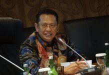 Ketua Majelis Permusyawaratan Rakyat (MPR)Bambang Soesatyo.