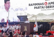 Berikut Tiga Sikap Politik Prabowo Hasil Rapimnas Gerindra.