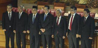 Lima Calon Anggota BPK Akan Dilantik MA.