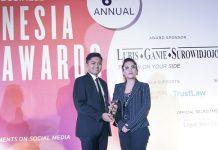 Angkasa Pura I Raih Penghargaan Dalam Ajang The 6th Indonesia Law Awards 2019.