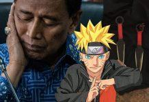 Belati Kunai Naruto Kini Diblokir di Toko Online.