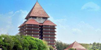 Kampus Universitas Indonesia.