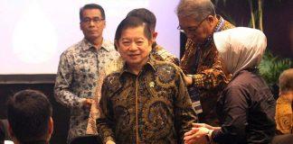 Menteri Perencanaan Pembangunan Nasional (PPN)/Kepala Badan Perencanaan Pembangunan Nasional (Bappenas) Suharso Monoarfa.
