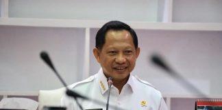 Menteri Dalam Negeri (Mendagri) Tito Karnavian.