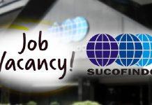 PT Sucofindo (Persero) kembali membuka lowongan pekerjaan.