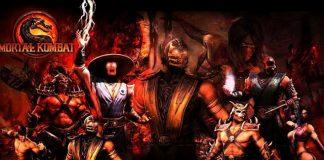 Game Mortal Kombat.