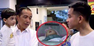 Makna Nama La Lembah, Cucu Ketiga Jokowi.