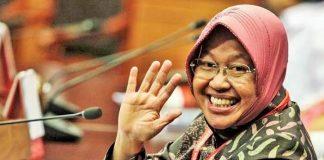 Wali Kota Surabaya, Tri Rismaharini (Risma).