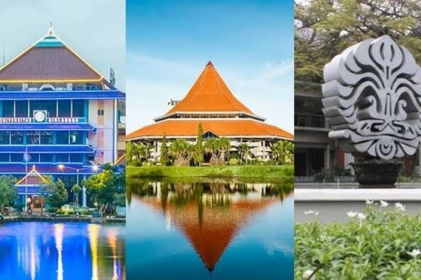 Daftar Perguruan Tinggi Paling Baik Tahun 2019 Versi Ristekdikti.