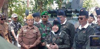 Wali Kota SurabayaTri Rismaharini.