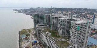 Ilustrasi pemindahan ibu kota.