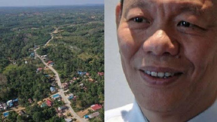 Sukanto Tanoto Lepas Konsesi Lahan 41.000 hektare.