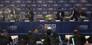 Kongres Luar Biasa (KLB)PSSI2019 resmi dibuka.