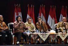 Menteri Lingkungan Hidup dan Kehutanan (LHK) Siti Nurbaya.