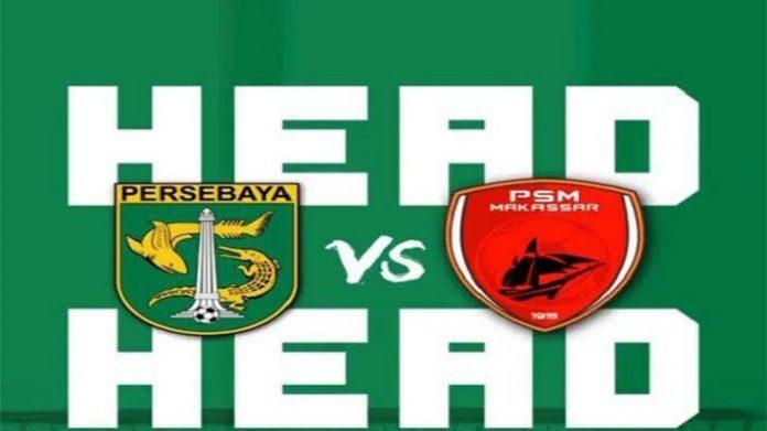 Jadwal Liga 1 2019, Persebaya vs PSM Makassar.