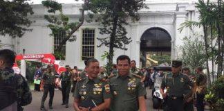 Jokowi Kumpulkan Pangdam dan Danrem Se-Indonesia.