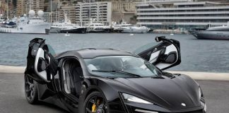 Super Lykan Hypersport.