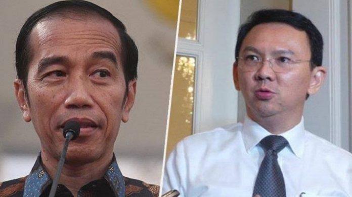 kata Presiden Joko Widodo (Jokowi) dan Basuki Tjahaja Purnama alias Ahok.