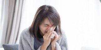 Ilustrasi Sakit Flu.