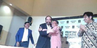 NasDem Undang PKS dan PAN Saat Kongres ke-2 di Jakarta.