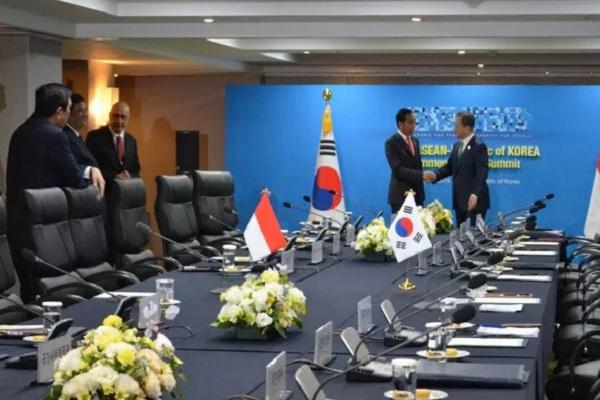 Presiden Jokowi Akan Hadiri Rangkaian KTT ASEAN-RoK.