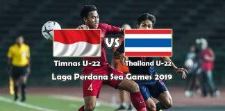 Jadwal Timnas Indonesia U-22 vs Thailand.