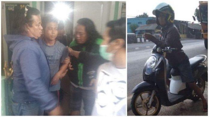 Pelaku Pelemparan Sperma di Tasikmalaya Ditangkap!