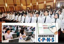 Pemerintah kembali membuka lowongan calon pegawai negeri sipil (CPNS) 2019.