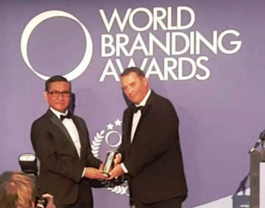 PLN Raih Penghargaan Brand of The Year 2019-2020.