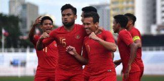 Indonesiaberhasil mengalahkanThailand dengan skor 2-0 dalam laga SEA Games 2019.