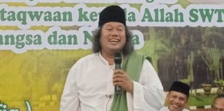 Pendakwah Ahmad Muwafiq atau Gus Muwafiq.