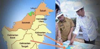 Pemerintah Bentuk Provinsi untuk Ibu Kota Negara Baru.
