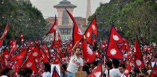 Nepal Merdeka.