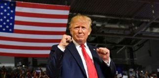 Presiden AS Donald Trump.