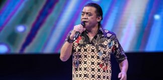 "Didi Kempot ""Godfather of Broken Heart""."