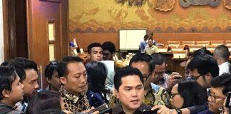 Menteri Badan Usaha Milik Negara (BUMN) Erick Thohir.