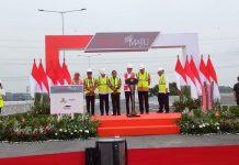 Jokowi Resmikan Tol Layang Japek di Tanggal Cantik 12.12.
