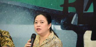 Ketua Dewan Perwakilan Rakyat (DPR) RI, Puan Maharani.