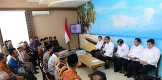 Presiden Jokowi Ingin Ada Silicon Valley di Ibu Kota Baru.