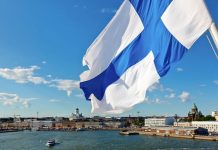 Republik Finlandia.